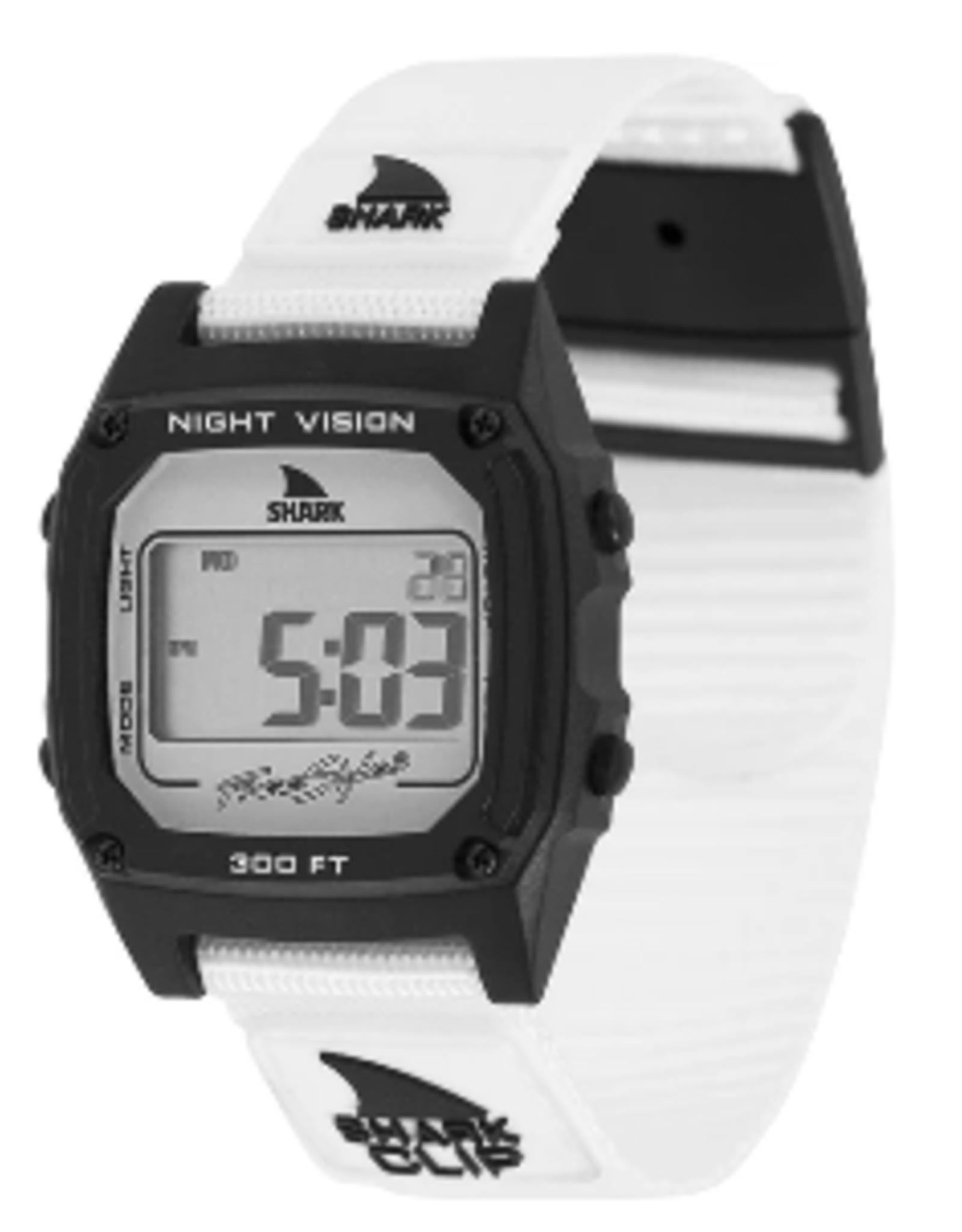 Freestyle Shark Classic Clip Monochrome