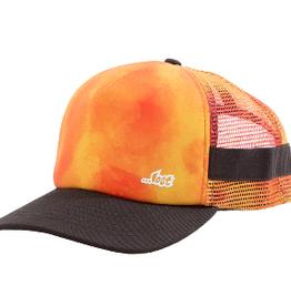 Lost Enterprises Inertia Trucker Hat Burnt Orange