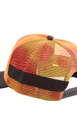 Lost Enterprises Inertia Trucker Hat Burnt Orange