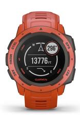 Garmin 010-2064 Instinct GPS Watch Flame Red