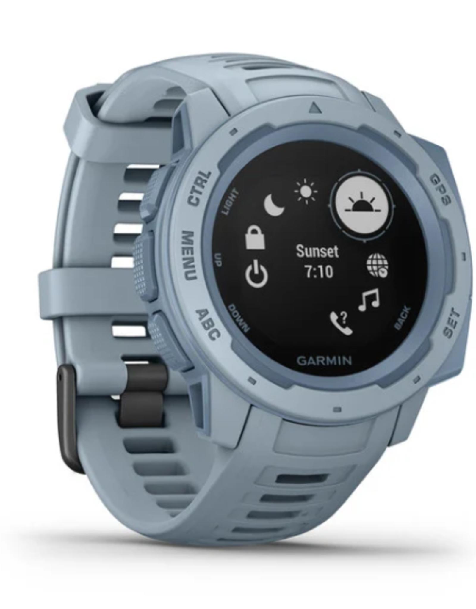 Garmin 010-2064 Instinct GPS Watch SEAFOAM
