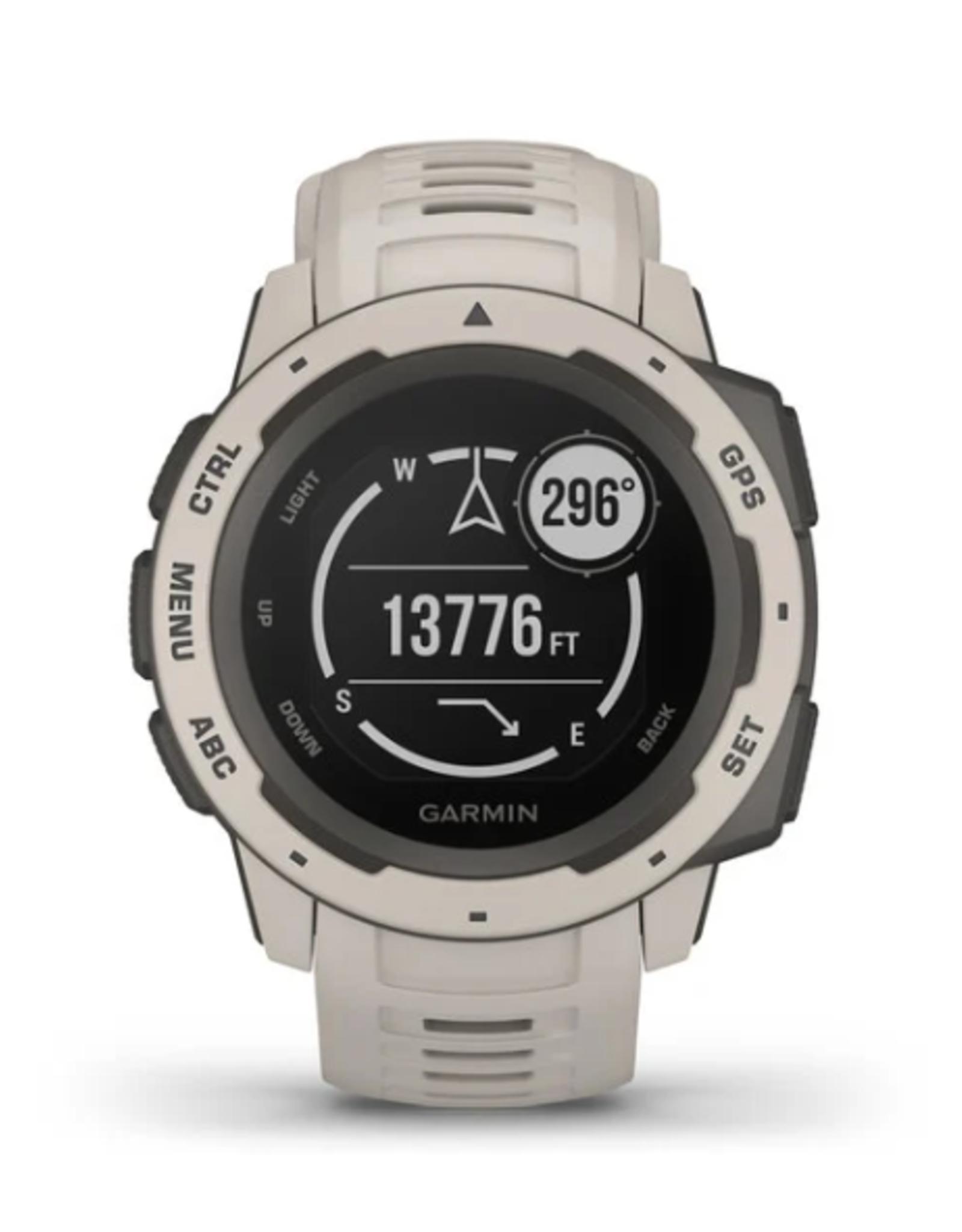 Garmin 010-2064 Instinct GPS Watch TUNDRA