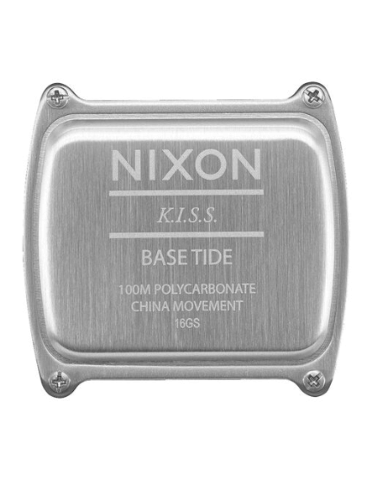 Nixon A1104 3176 Base Tide Blue Jellyfish