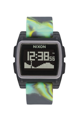 Nixon A1104 3177 Base Tide Green Jellyfish