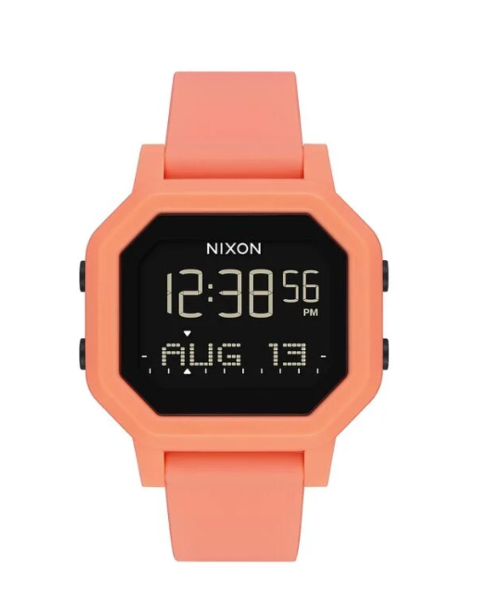 Nixon A1210 2876-00 Siren Light Tangerine