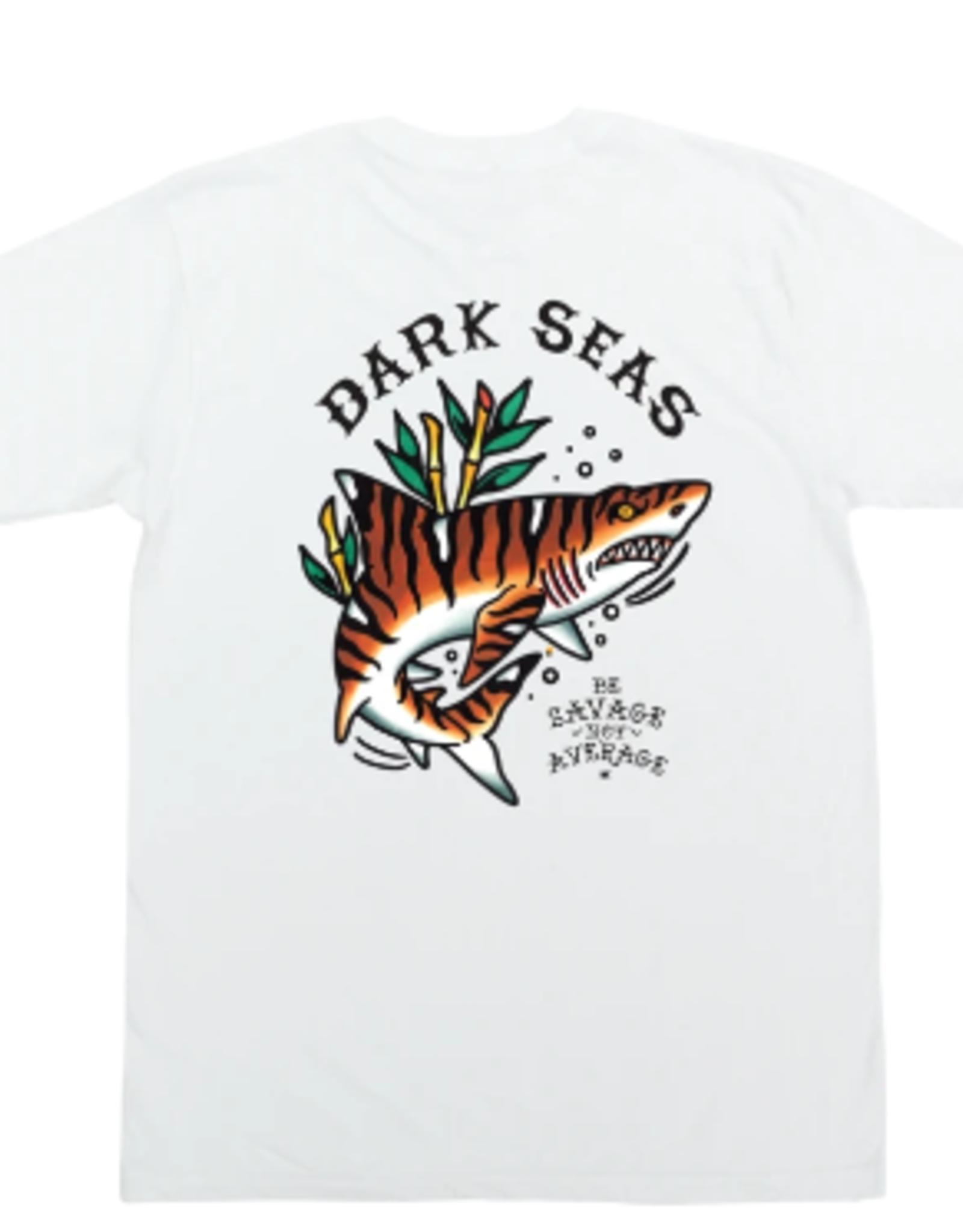 Dark Seas Tiger Shark Tee