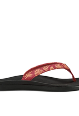 Olukai 30131 Ho'Opio Girls' Passion Flower\Lau FP8S