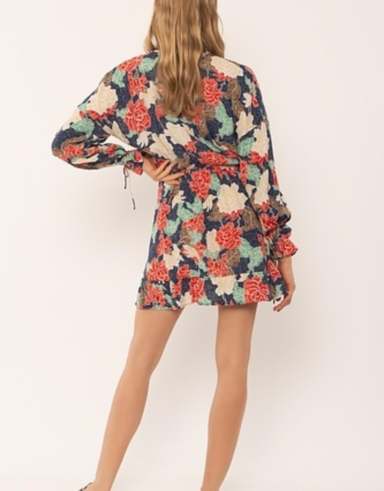 Amuse Society Constellation Mini Dress