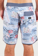 Rusty North Shores Scallop Boardshort