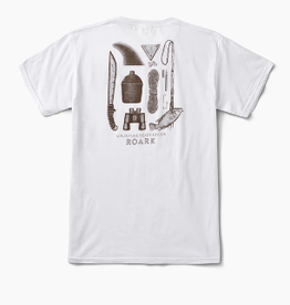 Roark Survival Kit Tee White