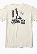 Roark Ghost Rider Tee White