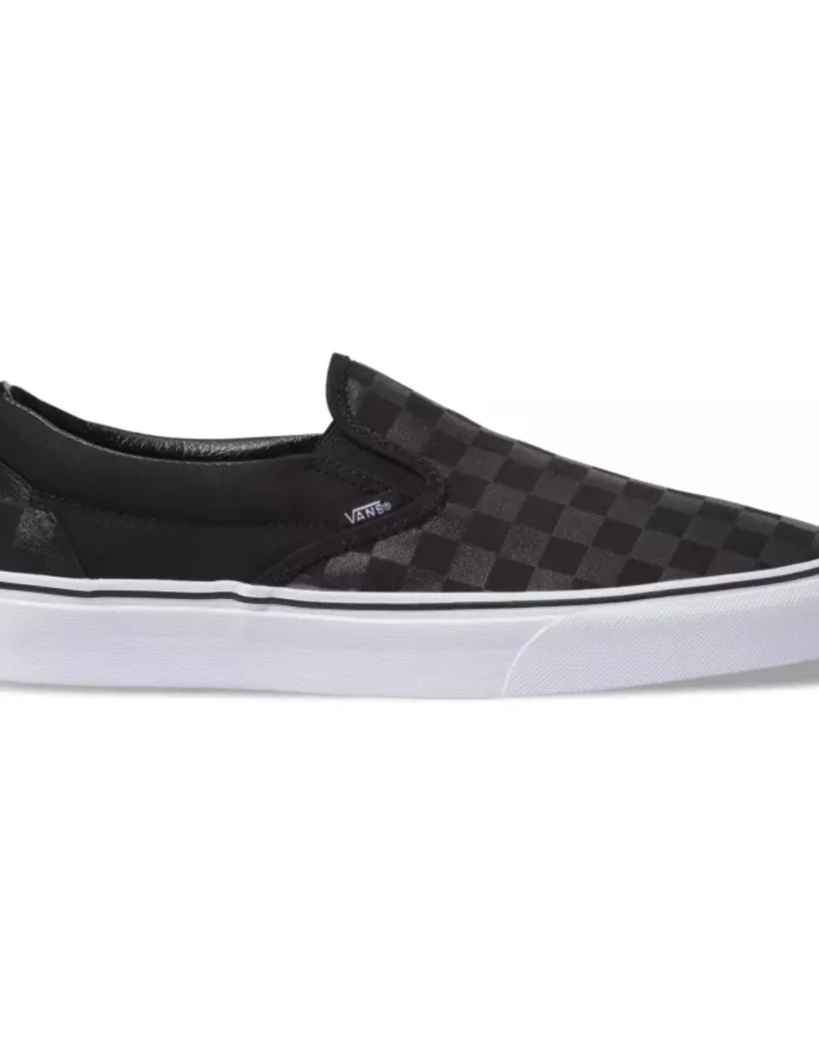 Vans UA Classic Slip On Checker 276 BlackBlack