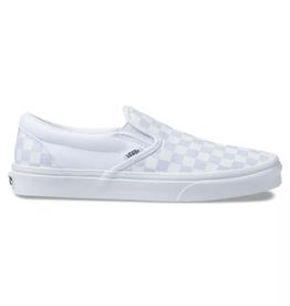 Vans UA Classic Slip On Checker X1L True White