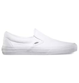 Vans UA Classic Slip On Solid W00 True White