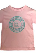 Blueline Surf + Paddle Co. Toddler Original Pink\Jade