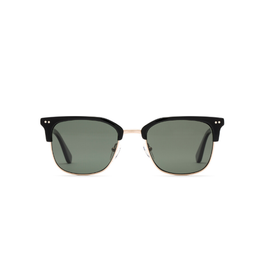 Otis Eyewear 125-2001P 100 Club Black/Brushed Gold/Grey Polar