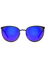 Otis Eyewear 13-2001 Rumours Reflect Matte BLK/Flash Mirror Violet