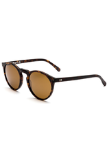 Otis Eyewear 135-2001P Omar X Matte Dark Tort/Brown Polar
