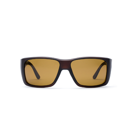 Otis Eyewear 139-2002P Coastin Matte Espresso/Brown Polar