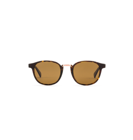 Otis Eyewear 25-1801P A Day Late Matte Dark Tort/Brown Polar