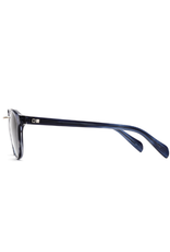 Otis Eyewear 25-2001P A Day Late Trans Blue Wave/Smokey Blue Polar