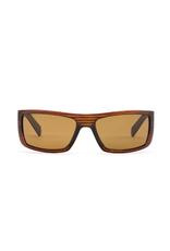 Otis Eyewear 31-1802P Portside Woodland MT Brwn/PLR
