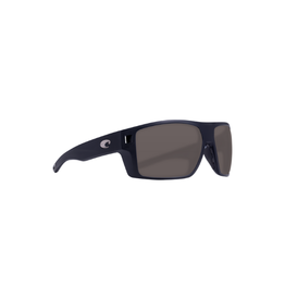 Costa Del Mar Diego Matte Black Gray 580G