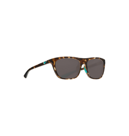 Costa Del Mar Cheeca Matte Shadow Tort Gray 580P