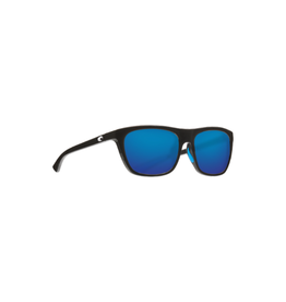 Costa Del Mar Cheeca Shiny Blk Blue mir 580G