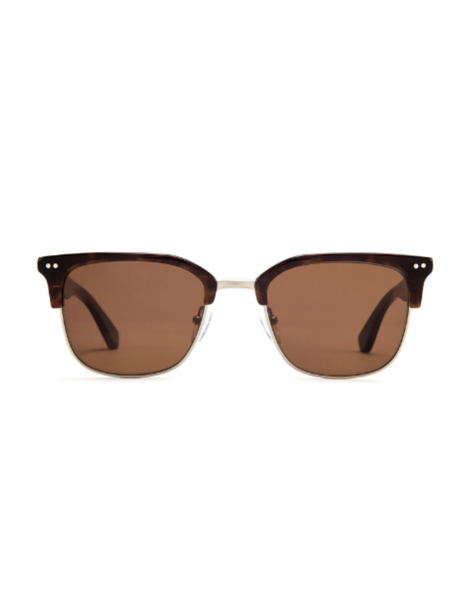 Otis Eyewear 125-1902P 100 Club Sasa Brown\Brown Polar