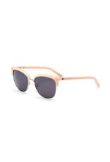 Otis Eyewear Little Lies 20-1802 Matte Pink Sea Glass/Gray