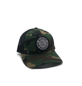 Blueline Surf + Paddle Co. C12 Curved Original Camo\Black