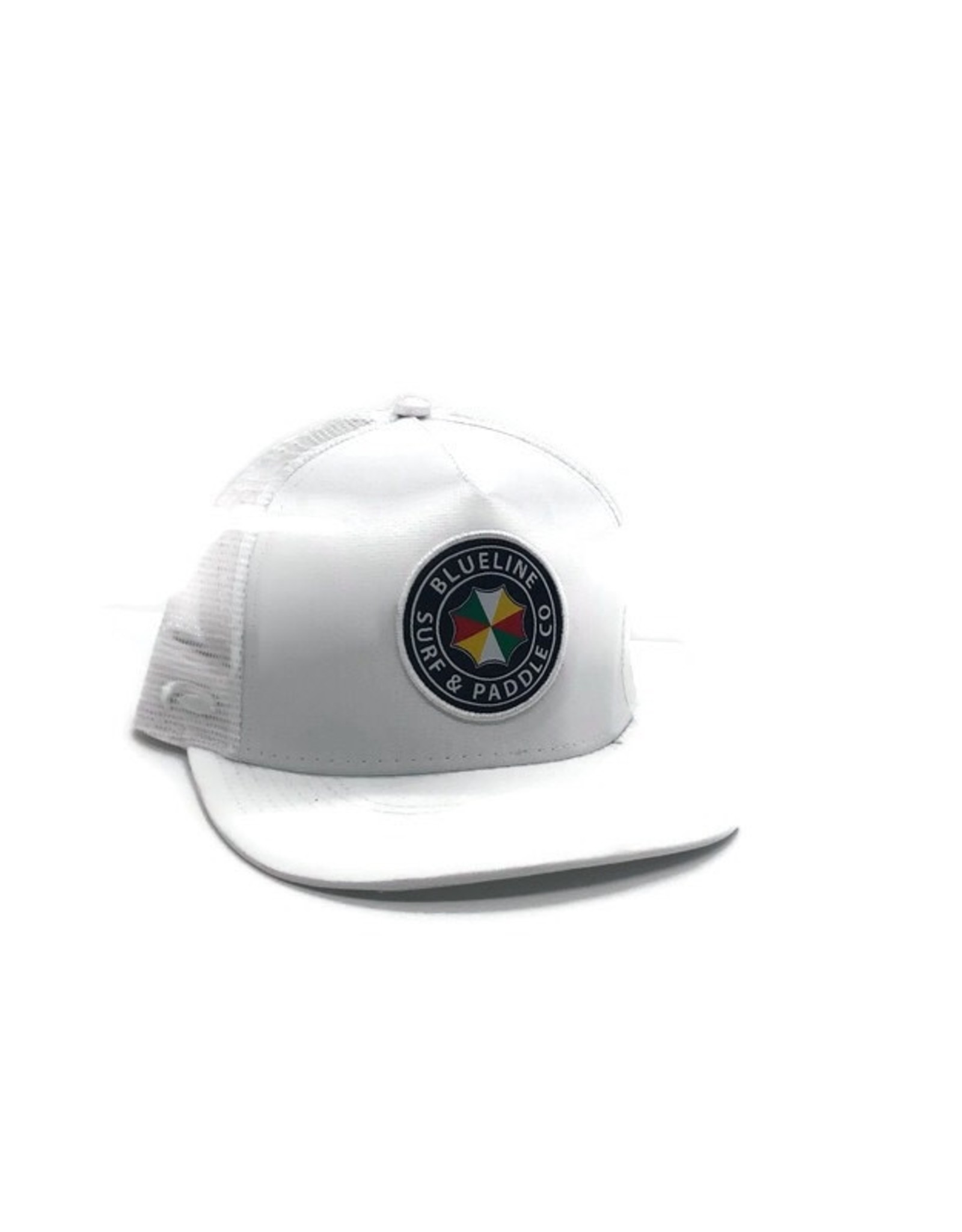 Blueline Surf + Paddle Co. OG Limited Edition Umbrella Performance Hat WHITE