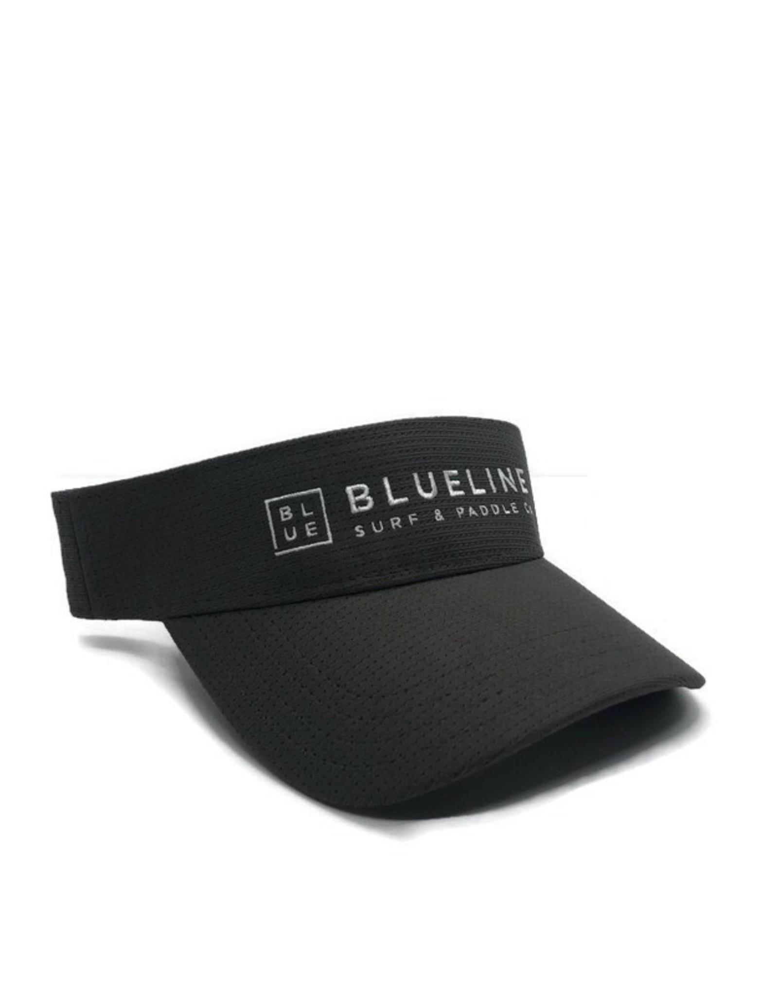 Blueline Surf + Paddle Co. Blueline UV Lite Visor Charcoal