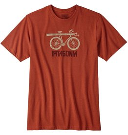 Patagonia Patagonia Men's Snow Cycle Tshirt