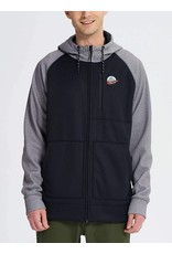 Burton Burton Men's Crown Bonded Full-Zip Hoodie