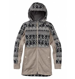 Burton Burton Women's Embry Full-Zip Fleece Jacket
