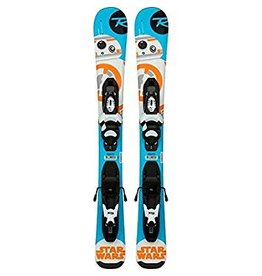 Rossignol Rossignol Star Wars Baby Skis with Kid-X 4 Bindings 2018