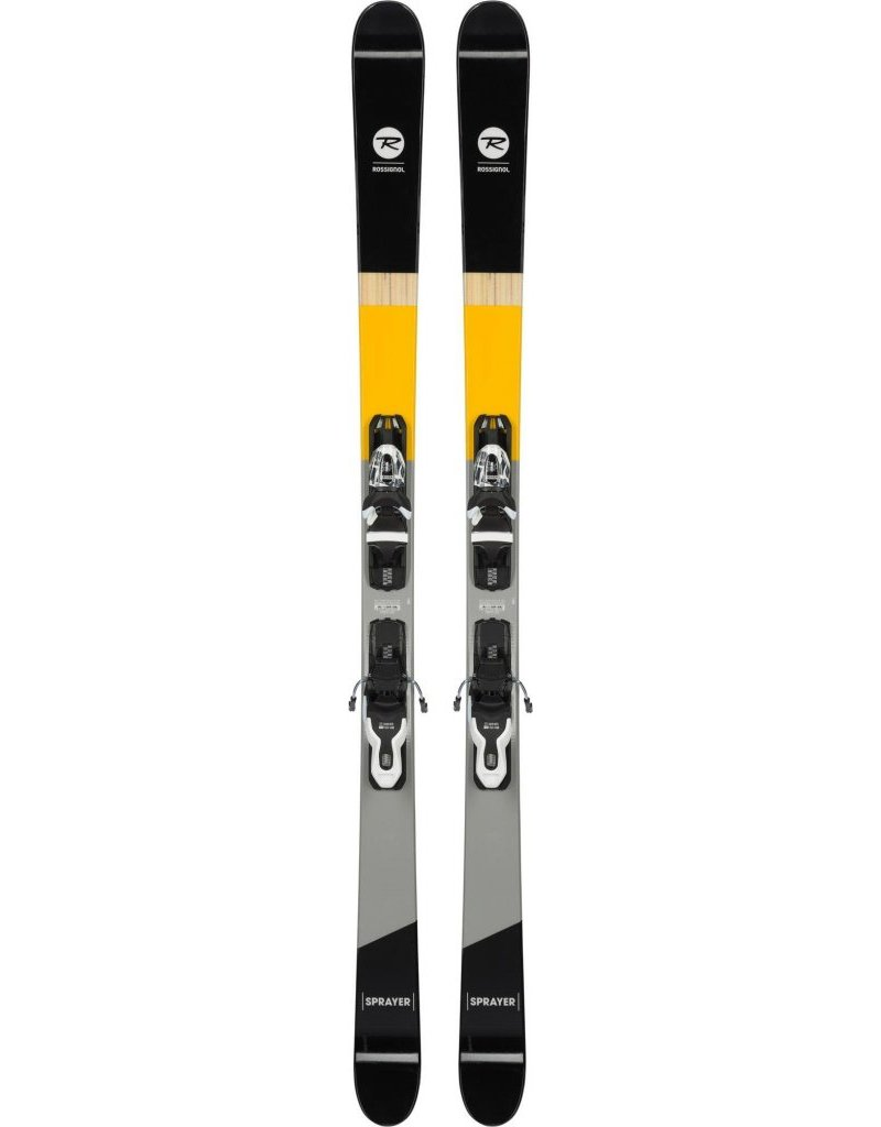 Rossignol Rossignol Sprayer Skis w/ Xpress 10 Bindings 2019