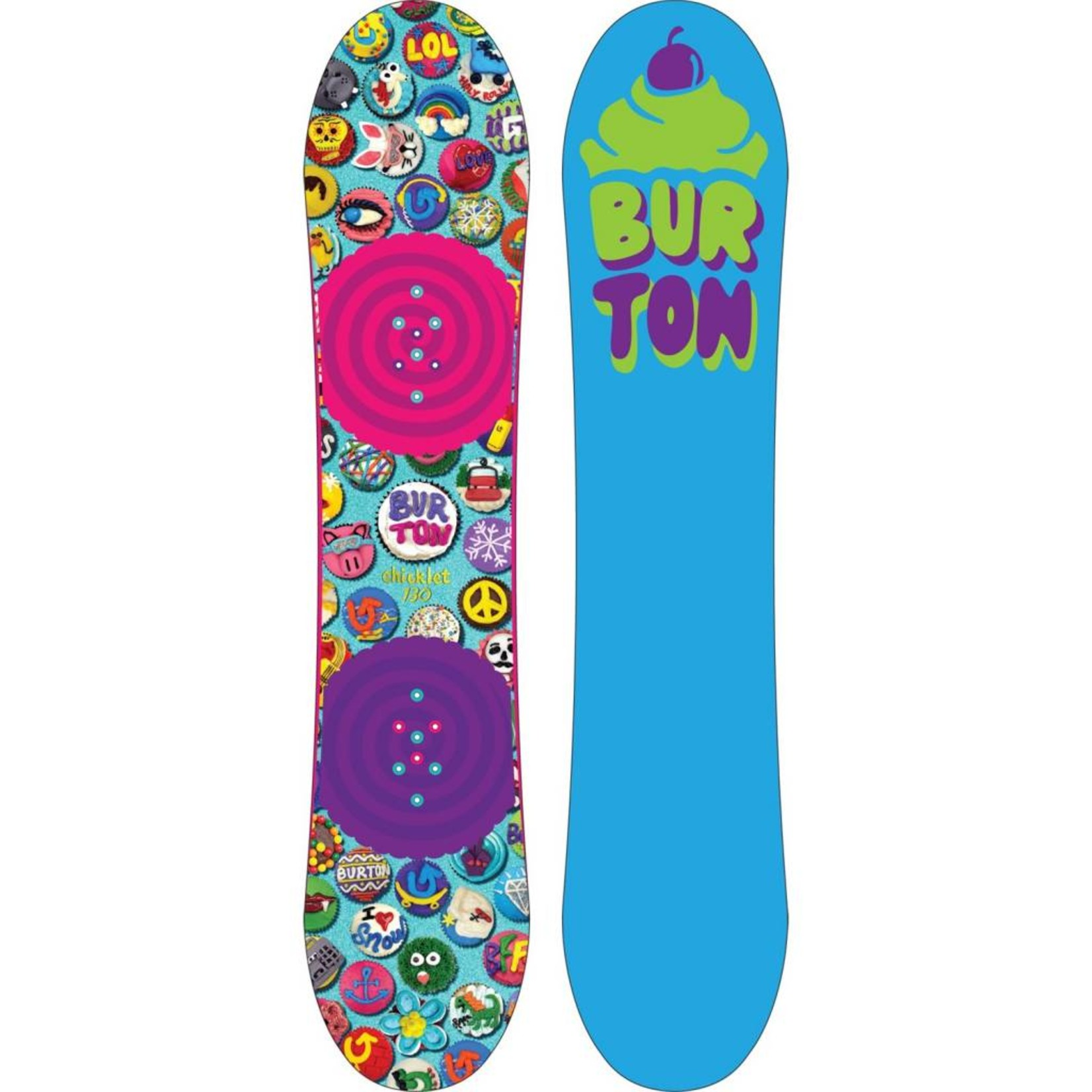 Burton Burton Chicklet Snowboard