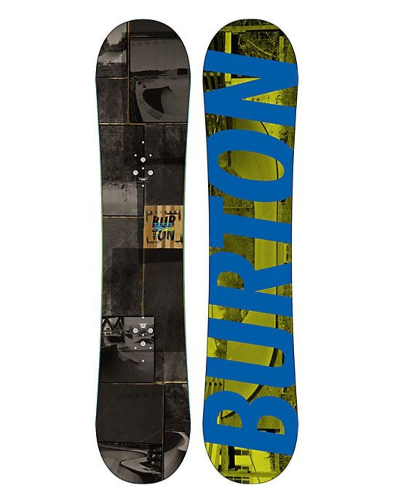 Burton Burton Process Smalls Snowboard 2016