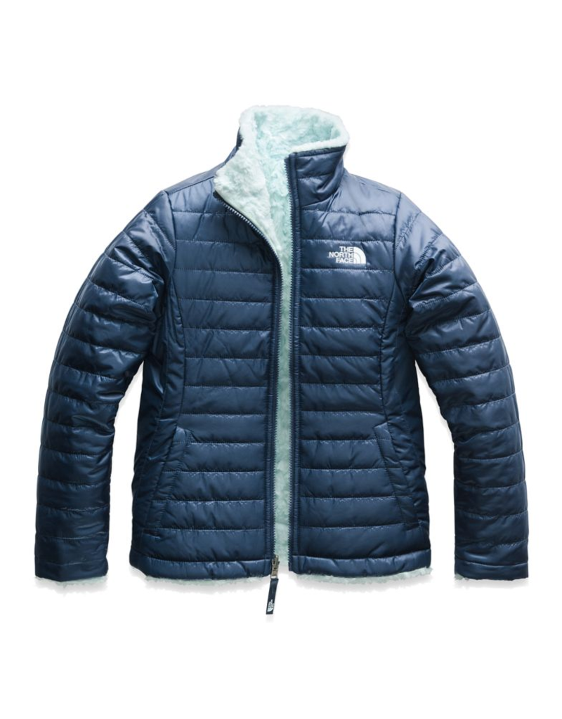 The North Face The North Face Girls Reversible Mossbud Swirl Jacket