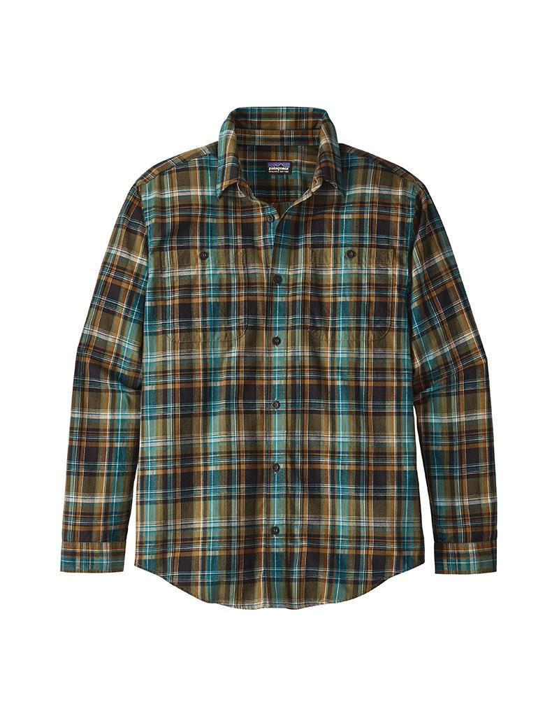 Patagonia Patagonia Men's Long Sleeved Pima Cotton Shirt