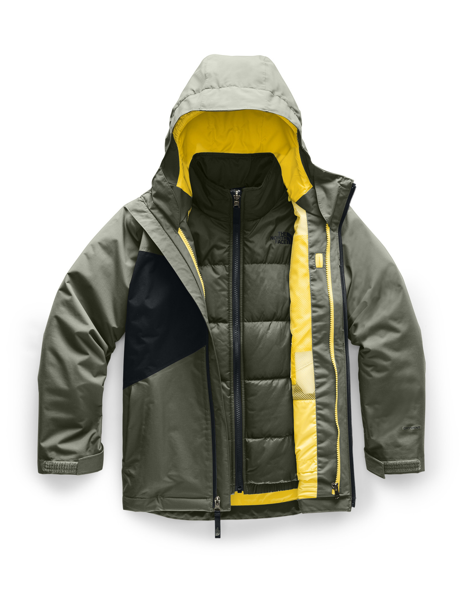 The North Face The North Face Boy's Clement Triclimate