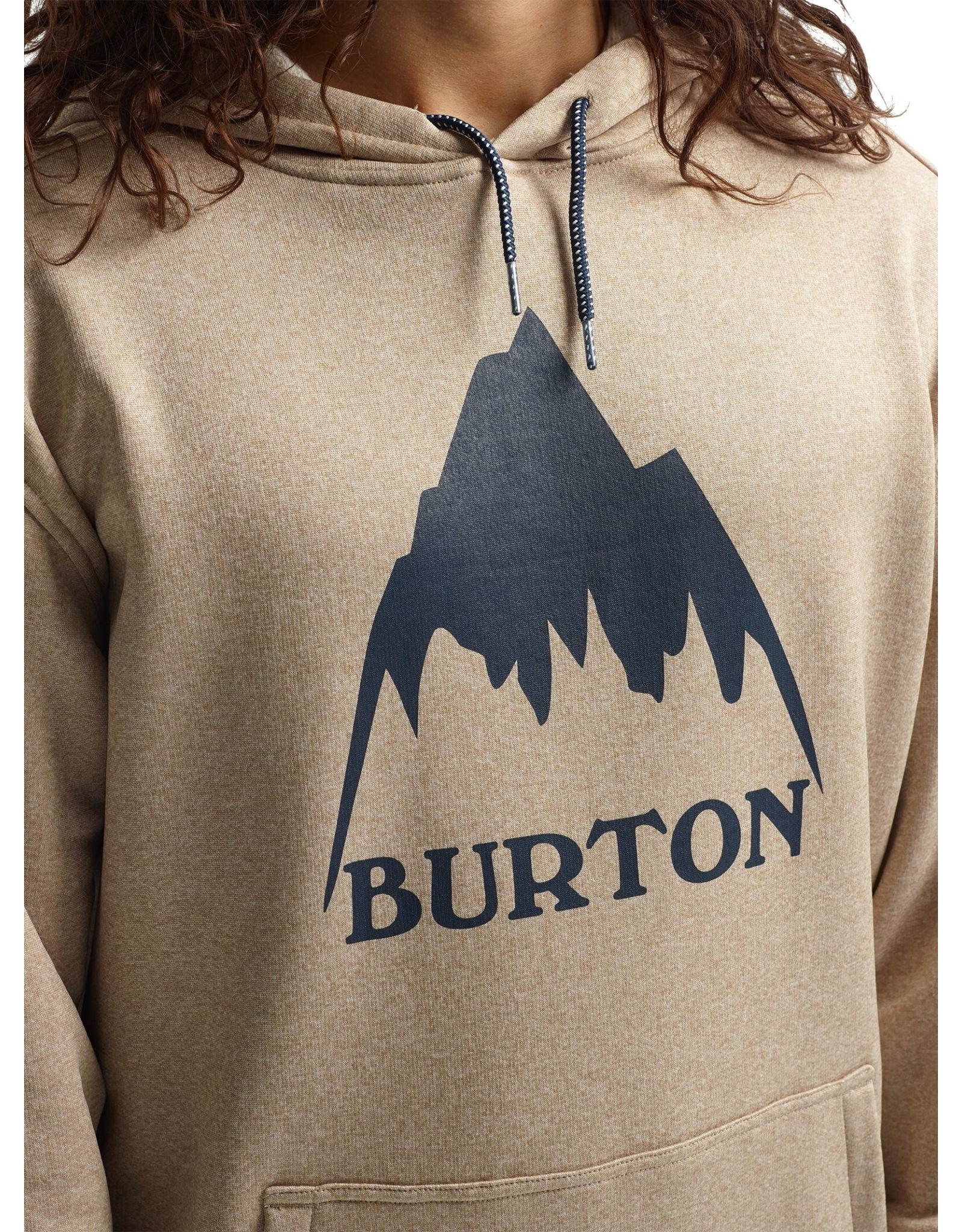 Burton Burton Men's Oak Pullover Hoodie
