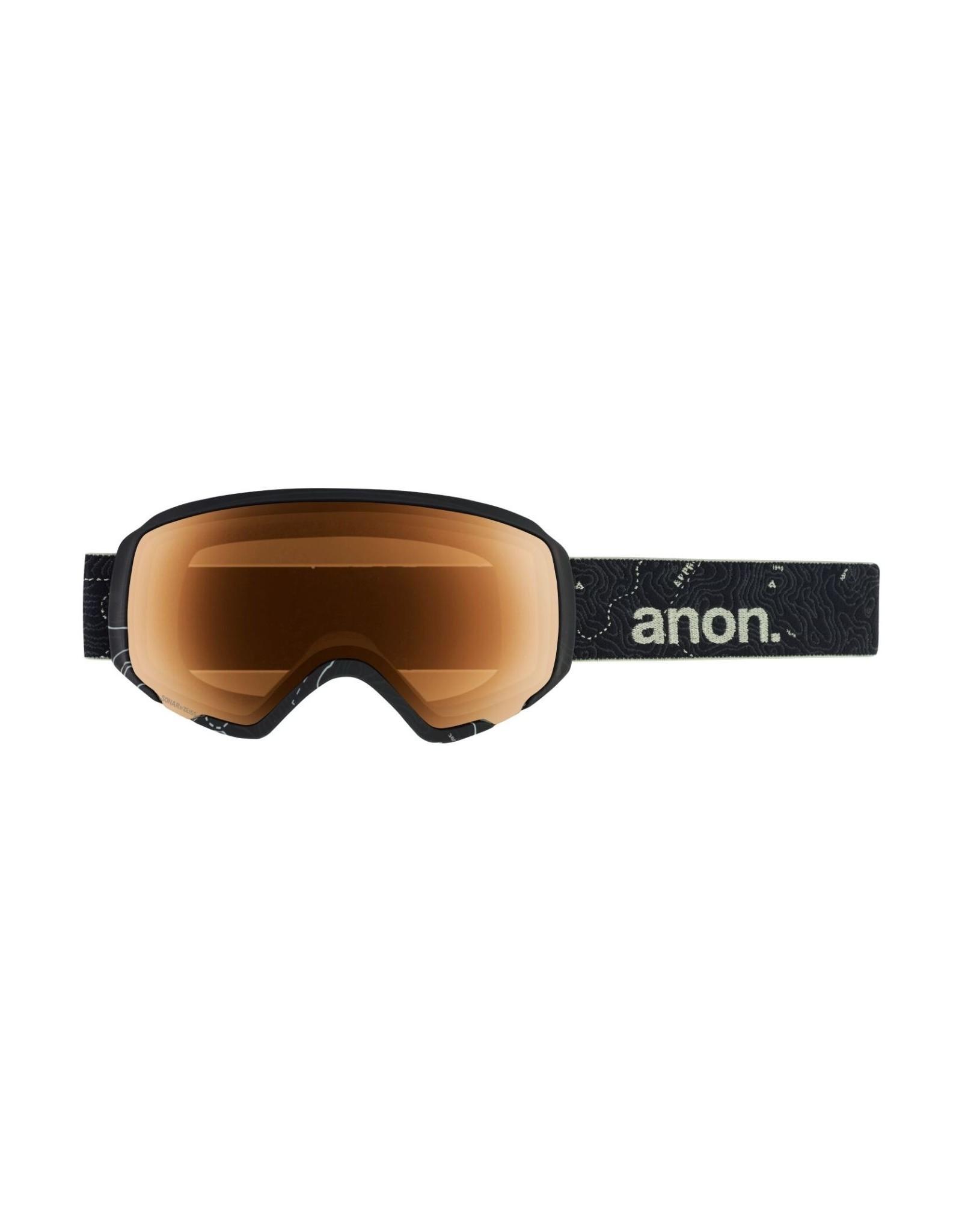 Anon Anon Women's WM1 Goggle + Spare Lens