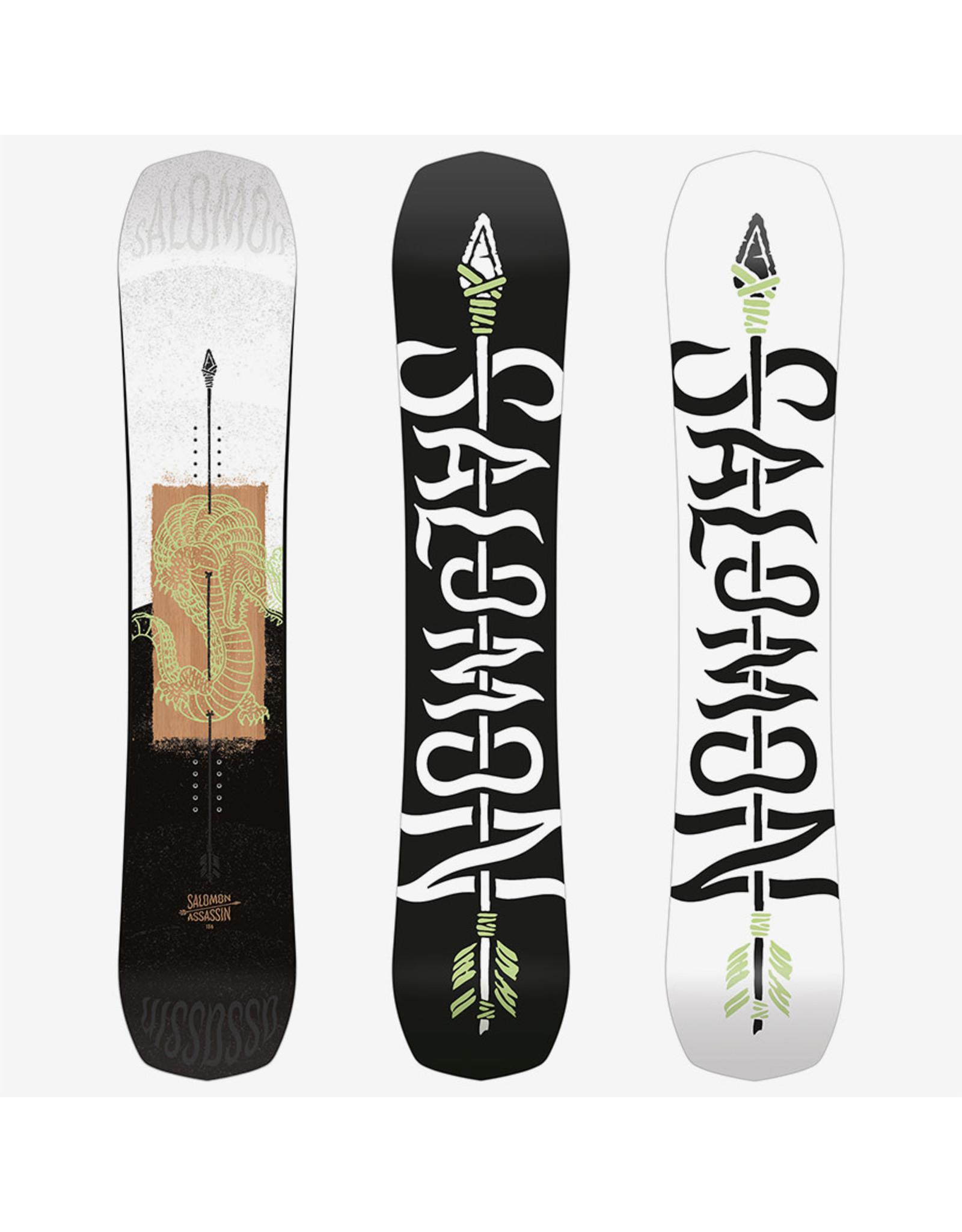 Salomon Salomon Assassin Snowboard 2020