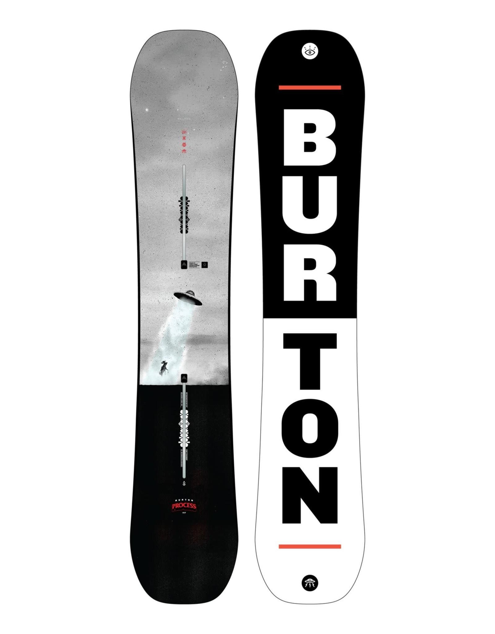 Burton Burton Men's Process Snowboard 2020