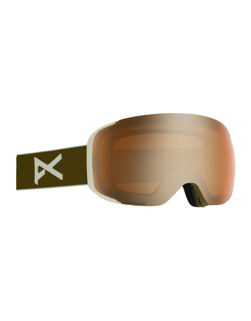Anon Anon Men's M2 Goggle + Spare Lens