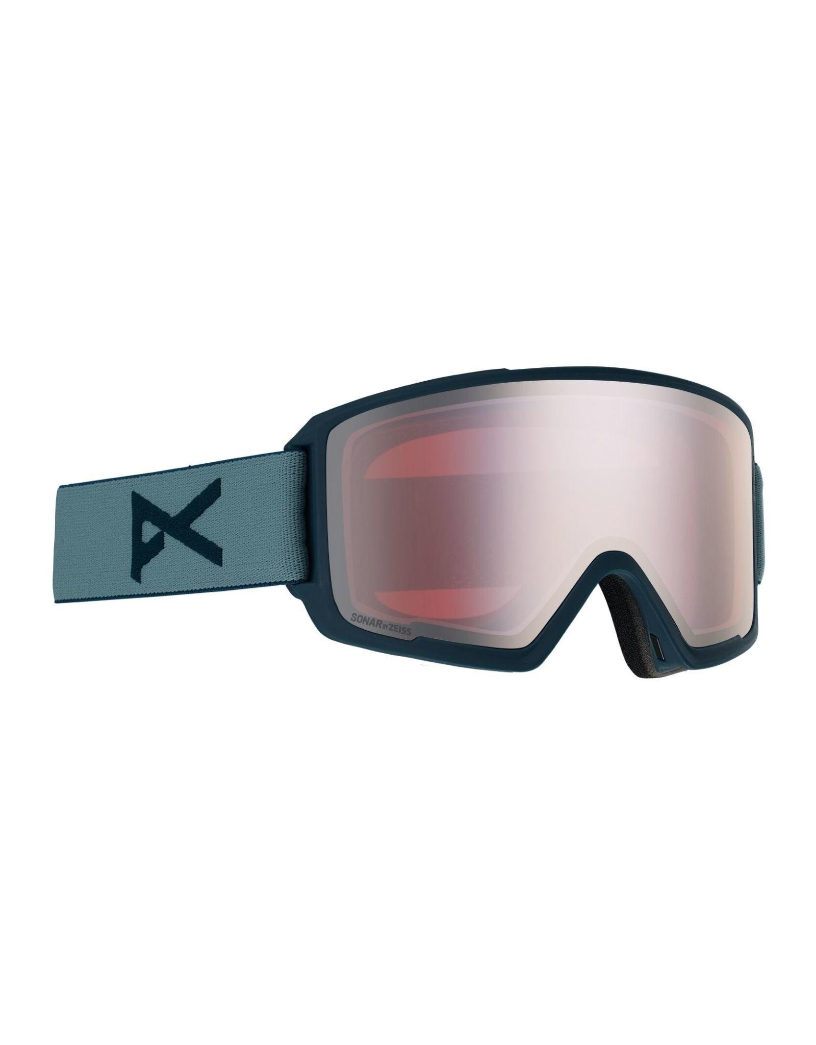 Anon Anon Men's M3 Goggle + Spare Lens